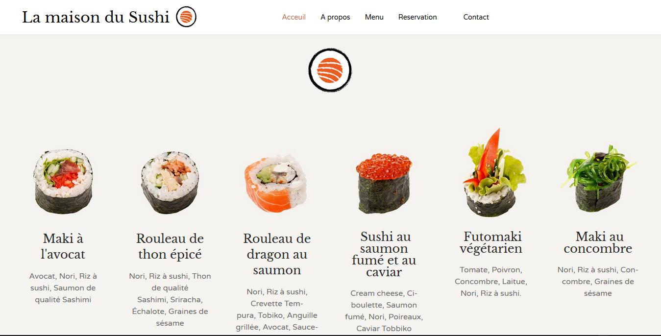 webdesign site horeca bruxelles